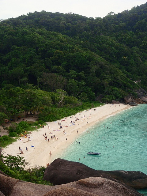 Similan Island No.8, Thailand