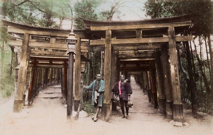 A fukusimai Fushimi Inari-szentély