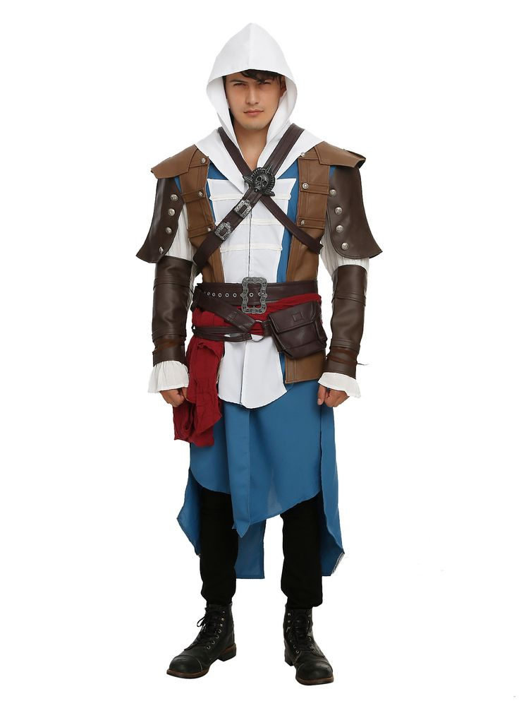 Assassin's Creed IV: Black Flag Edward Kenway Costume | Hot Topic