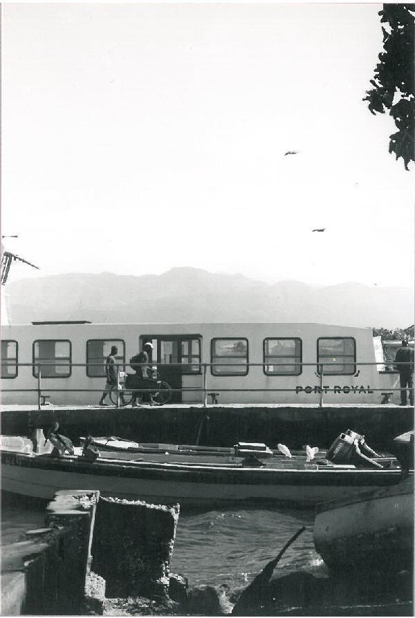 Port Royal Ferry