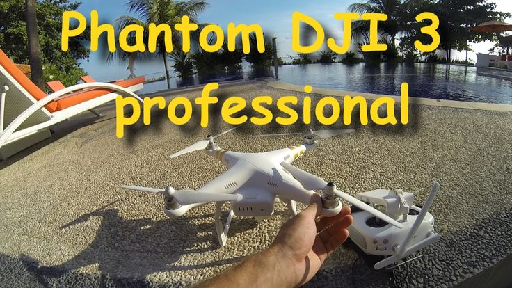Обзор Phantom DJI 3 professional с Александр Кондрашов | Индонезия, Бали...