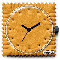 Hambre de Cookie??, no lo muerdas que es un reloj con un grosor de 9mm y funciona con un mecanismo de cuarzo, apetitoso es. www.relojes-especiales.net