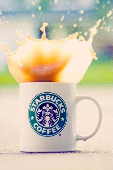 #coffee: Starbucks 3, Splash, Starbucks Coffee, Food, Yummy, Things, Starbucks Addiction, Drinks, Mugs