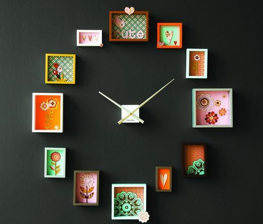 DIY: watch frame