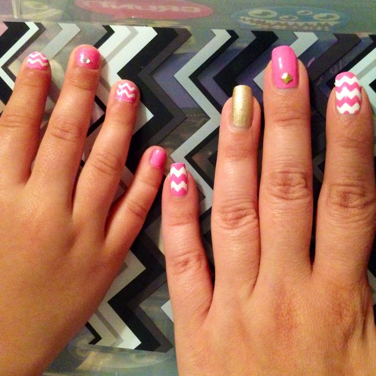 The 89 best Kids nails ideas images on Pinterest | Nail art ideas ...