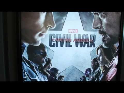 Canal Osera en el Estreno de Civil War | Canal Osera