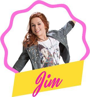 Jim: Ana Jara La unica de España