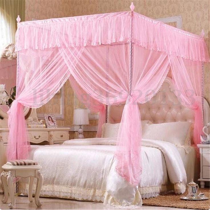 Zanzariera-a-baldacchino-letto-tenda-insetti-zanzare-palazzo-pizzo-Principessa