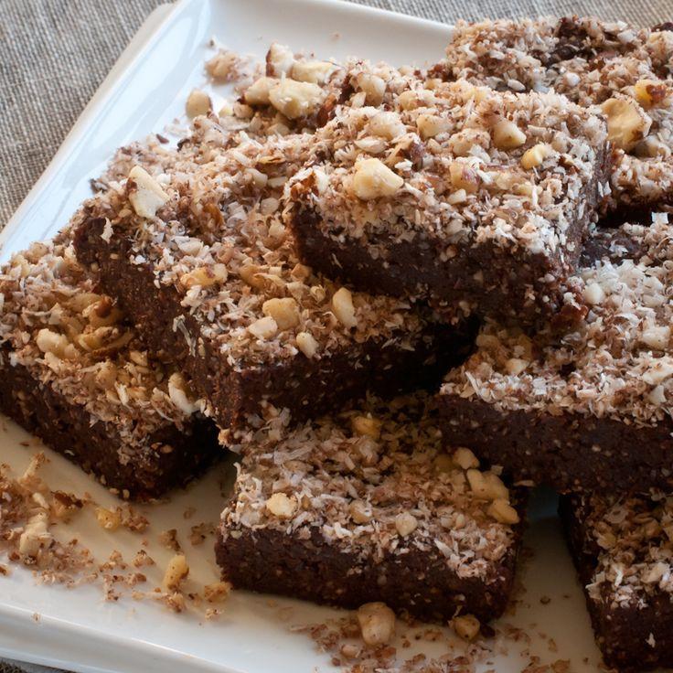 Ik schreef al eerder dat september de periode van de noten is, hoog tijd dus voor een heerlijk gezond recept voor brownies, zonder toegevoegd suiker! Dit is een van mijn favoriete Raw food recepten, omdat het zo ontzettend makkelijk is,… Continue Reading →
