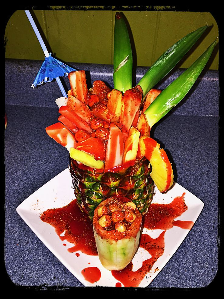 Crazy Pineapple Mexican Food