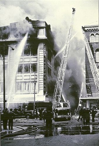 Hendersons Fire - Liverpool 1960