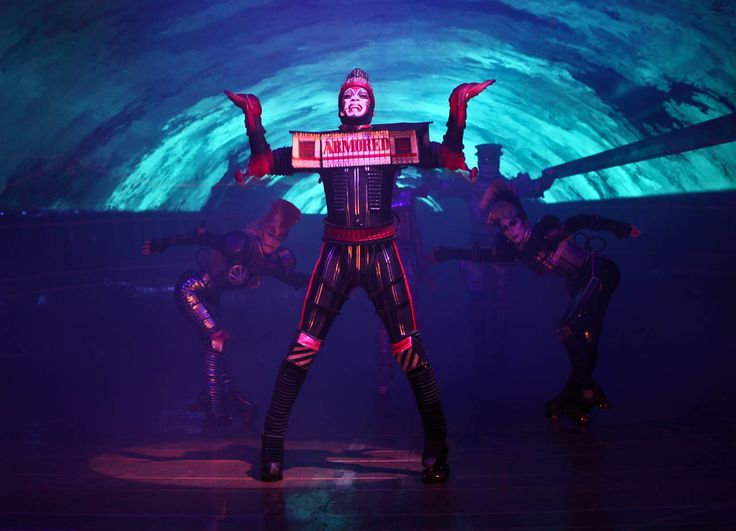 STARLIGHT EXPRESS ©Stage Entertainment