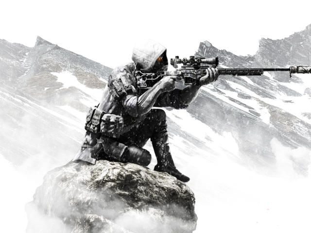 Download Sniper Ghost Warrior Contracts Wallpaper Games Wallpapers Images Photos And Background For Desktop W In 2021 Warriors Wallpaper Sniper Star Wars Background