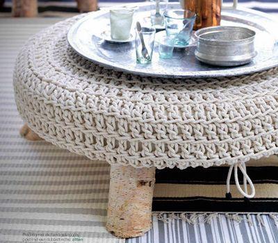 Big chunky crochet