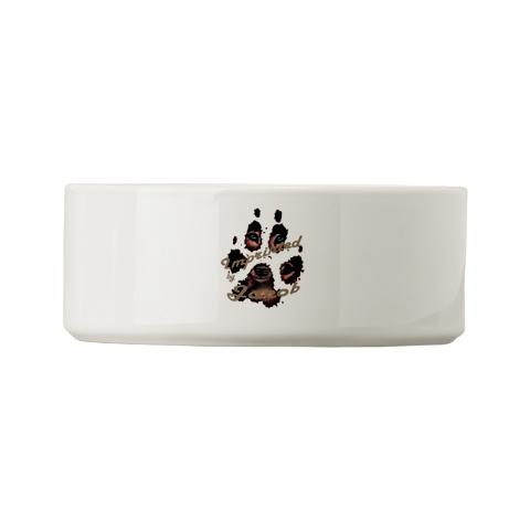 """designed by me & Wendy are store at cafe press """"CRAFTY DEVIL DESIGN or go to www.cafepress/craftydevil Custom Small Pet Bowl : Review Your Custom Product"""