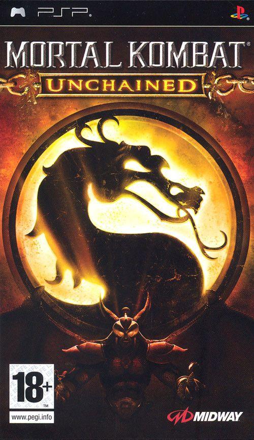 Mortal Kombat Unchained [PSP] [EUR] Uploading Link PSP Games - PSP Top Games