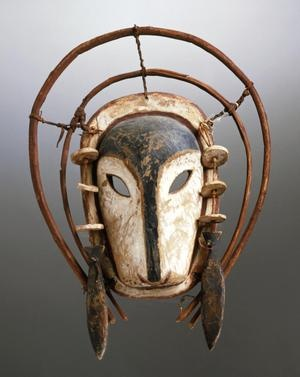 Yup'ik Ceremonial mask