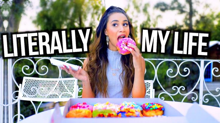 Literally My Life (OFFICIAL MUSIC VIDEO) | MyLifeAsEva She is the best girl ever! Go to YouTube and check her out!!