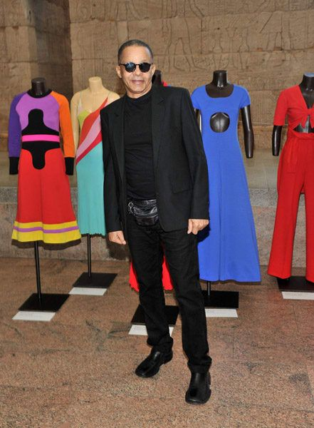 Stephen Burrows - The 25 Greatest Black Fashion Designers | Complex