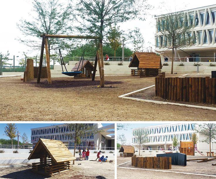 #colegioaleman #madrid #parquesinfantiles #bdu #juegos #playground #children #projects