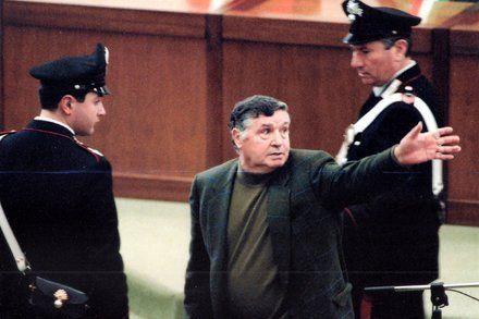 Salvatore Riina Italian Mafias Boss of Bosses Dies at 87