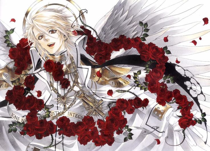 Cain Nightroad / Trinity Blood -manga