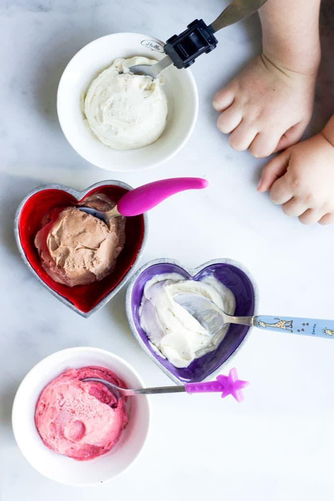 Banana Ice Cream Healthy Little Foodies Recipe Banana Ice Cream Healthy Healthy Ice Cream Banana Ice Cream