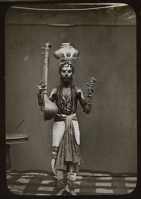 Hari Dasu, India. c. 1900