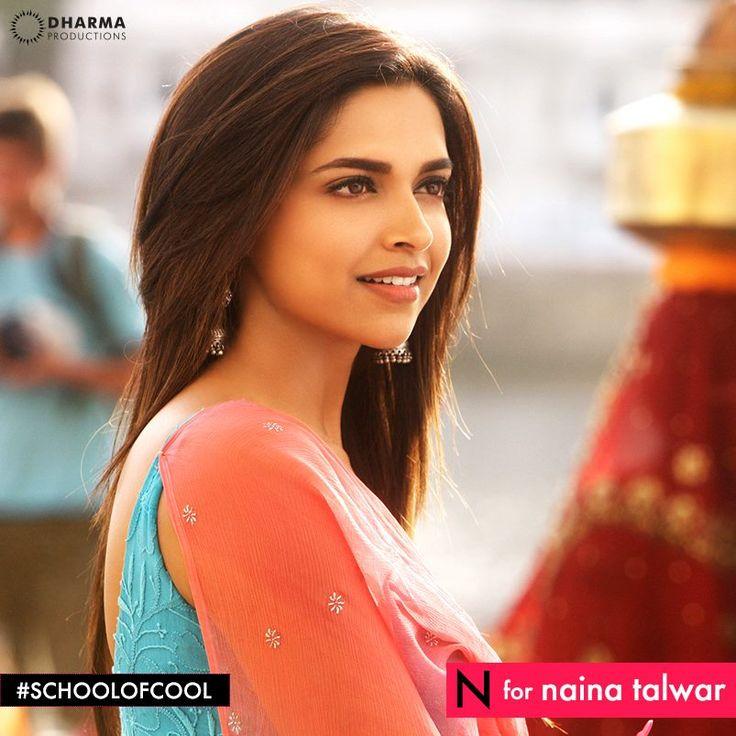 N for Naina Talwar