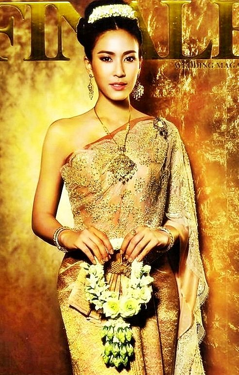 Thai Beautiful Dress World S Traditional Costumes
