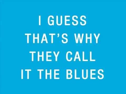 Sounds of the 80s - I Guess That's Why They Call It The Blues