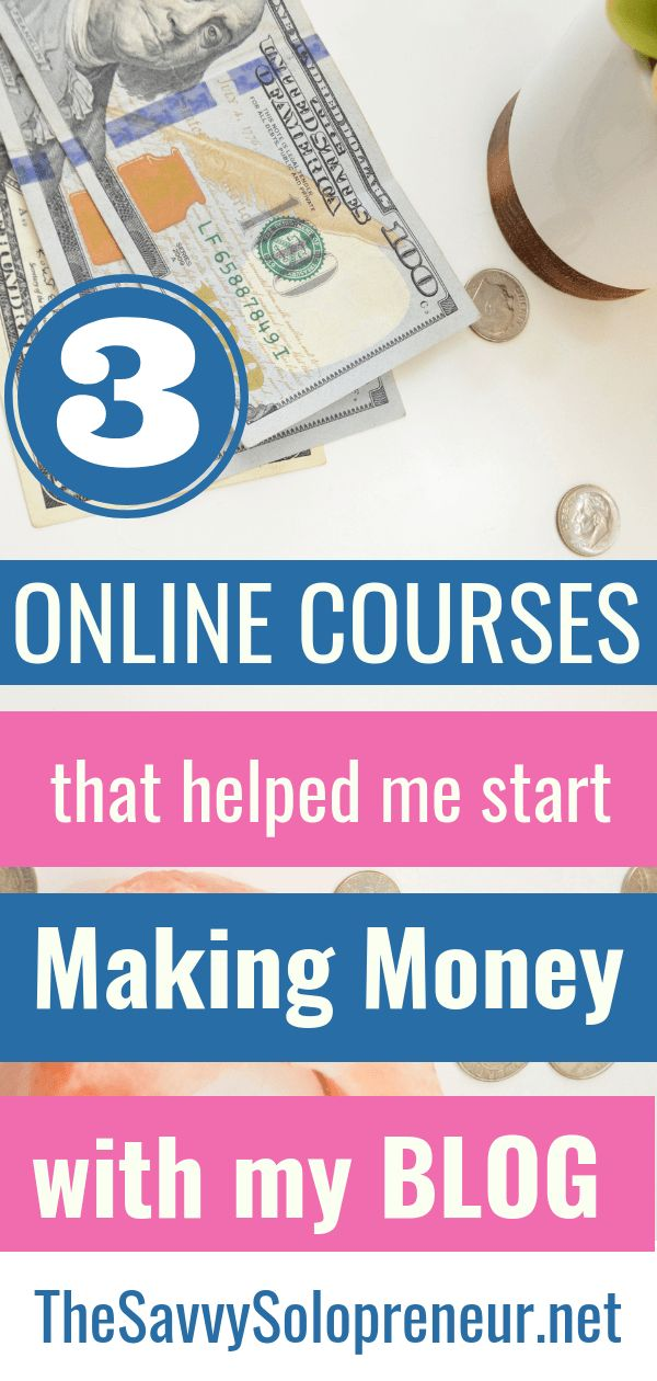 3 Online Courses That Helped Me Start Making Money with My Blog – Karen Banes | Freelance Writer, Author & Content Creator