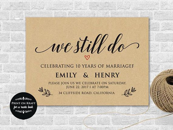 We still do vow renewal invitation template we still do we still do vow renewal invitation template we still do invitation microsoft word format docx instant download editable stopboris Images