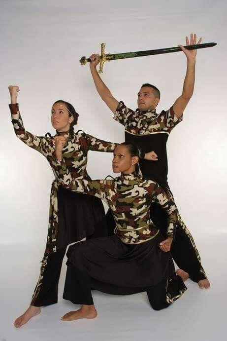 Empowered to Praise Dance Ministry - San Antonio, Texas
