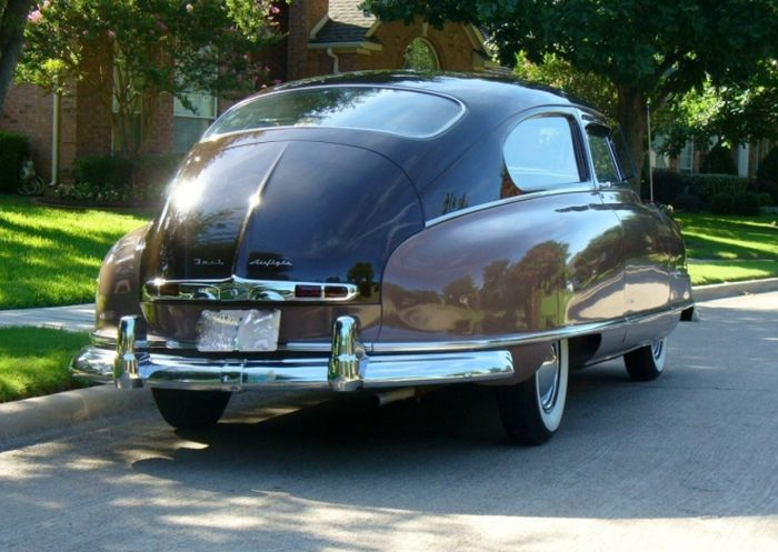 1950 nash statesman extremely rare the only one listed in the nash