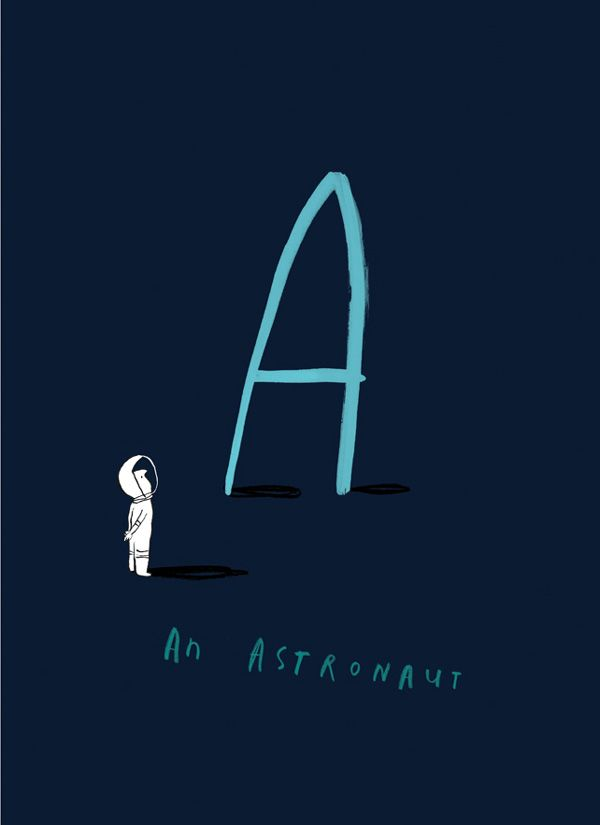 Once Upon an Alphabet: Short Stories for All the Letters (Oliver Jeffers)