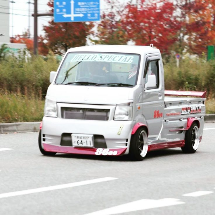 """119 curtidas, 3 comentários - TAKASHI FUKUI (@kaanndesu) no Instagram: """"#軽トラ #旧車エキスポ  #focusgeek"""""""