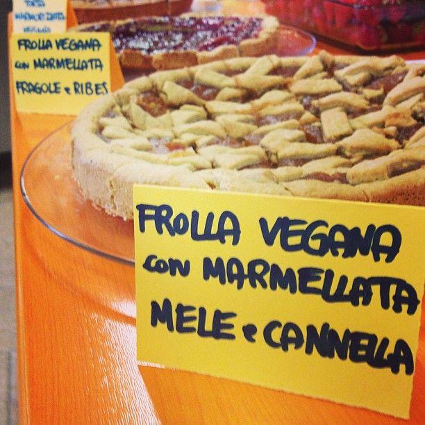 Pasta frolla per Crostata di marmellata       Vegan Short-crust Pastry for jam tart   (vegan)
