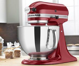 Buy Brand New kitchenAid Stand Mixer Tilt 4.5-Quart ksm85pb All Metal 4 Colors