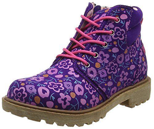 Agatha Ruiz De La Prada161945b - Stivaletti da ragazza' , viola (Purple (Lila Y Estampado Flores)), Bambino 27 EU in OFFERTA su www.kellieshop.com Scarpe, borse, accessori, intimo, gioielli e molto altro.. scopri migliaia di articoli firmati con prezzi in SALDO #kellieshop Seguici su Facebook > https://www.facebook.com/pages/Kellie-Shop/332713936876989