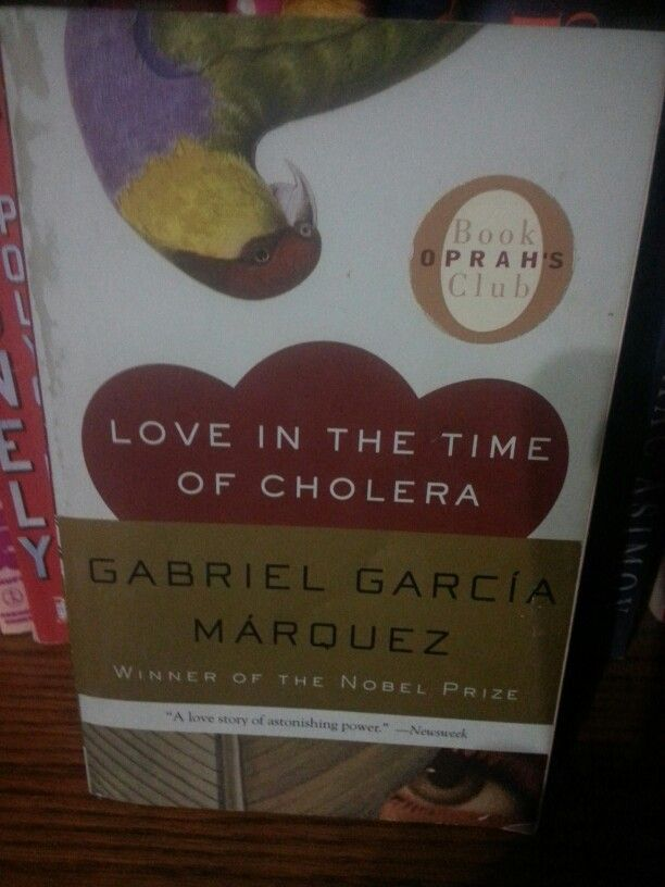 Love in the Time of Cholera | Weird Book Titles ...