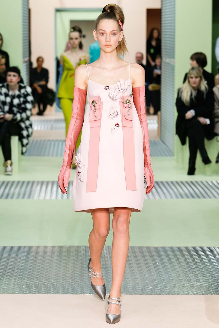 Prada Fall 2015 Ready-to-Wear - Collection - Gallery - Style.com