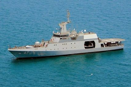 On Saturday 8th August 2015, Colombian warship, ARC 7 de Agosto, arrived in the Gulf of Aden to start her counter-piracy operations in close collaboration with Operation Atalanta.