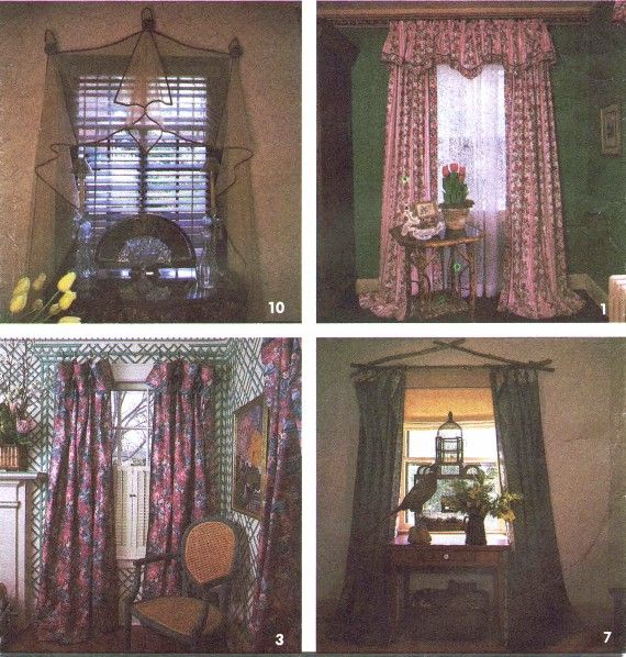 10 best curtain sewing patterns images on Pinterest | Blinds ...