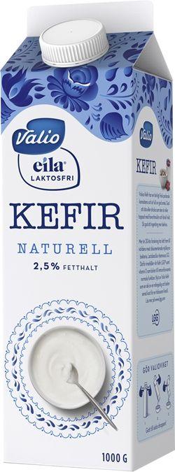 Valio Natural Yogurt