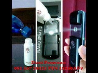 Cara Pemakaian Nano Spray MCI