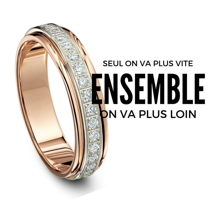 #joaillerie #or rose #diamants #mariage #wedding #weddingring #or #gold #together #diamonds #alsace #fashion #tendances #mode