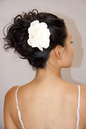 Hairstyle possibility for Kirsten's wedding?
