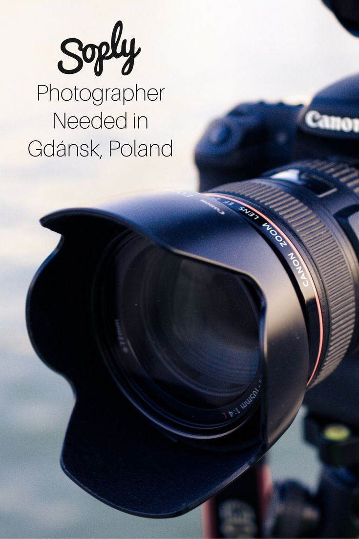 #Photographer needed for #portraits in #Gdánsk #Poland. See the #photography job and apply by clicking the pin!
