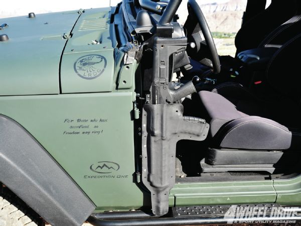 Great Day Jeep Gun Rack - Jeep Wrangler Forum
